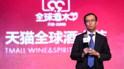 Daniel Zhang is credited with turning Singles Day into the world's biggest shopping extravaganza.