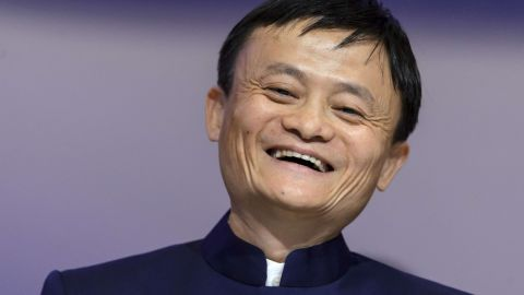 """Jack Ma said he still has """"lots of dreams to pursue."""""""