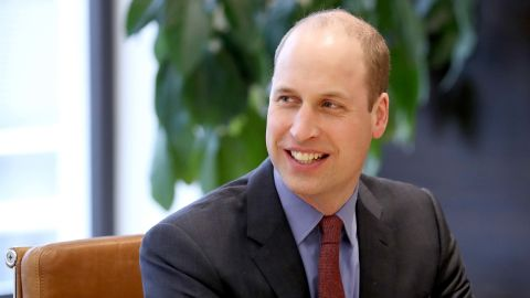 Prince William is launching the site with mental health charity Mind.