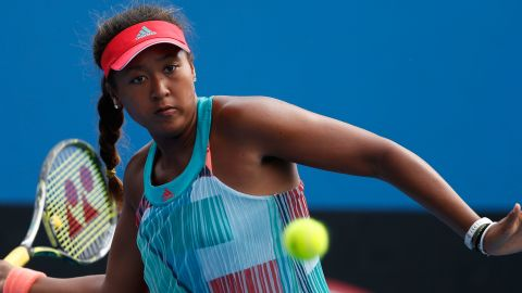 - Osaka reached her first grand slam at the <strong>2016</strong> <strong>Australian Open</strong>. The 18-year-old qualifier progressed to the the third round, before being roundly beaten by eventual winner Victoria Azarenka. Osaka went on to reach the third round at both Rolland Garros and the US Open later that year.