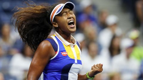 - Osaka built on her breakthrough 2016 by playing in all four grand slams in <strong>2017</strong>. Performing consistently on the biggest stage enabled the youngster to test herself against the world elite. Perhaps her most notable victory came in the first round of the <strong>2017 US Open</strong>. Osaka defeated defending champion Angelique Kerber in straight sets, before being knocked out in the third round.