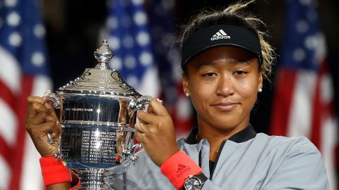 - The pair then met for a second time, at the <strong>2018</strong> <strong>US Open final. </strong>Serena was aiming for her 24th Grand Slam title and Osaka was competing in her first grand slam final.  Amid controversy involving her opponent and the umpire, the 20-year-old Japanese star deservedly won in straight sets for her biggest career win to date, earning $3.8 million in the process.
