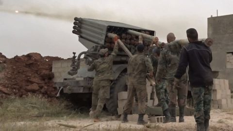 idlib syria frontlines pleitgen 2