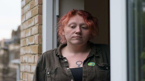 Rachel Krengel, photographed in her Croydon home on September 12, 2018.