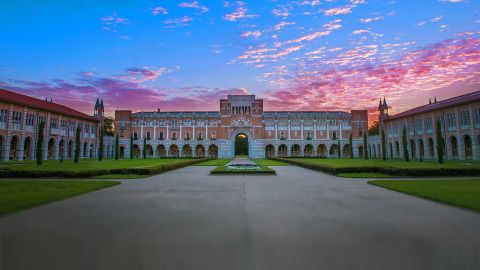 Rice University announced Tuesday the expansion of their scholarship program to offer free tuition to low-income and middle-income students.