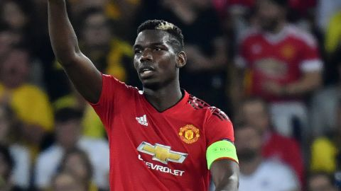 During the season there's been reported friction between Mourinho and United's star player Paul Pogba. The World Cup winner was one of United's unused substitutes in the defeat by Liverpool.