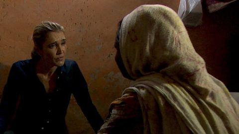 Anna Coren India rape victim's mother