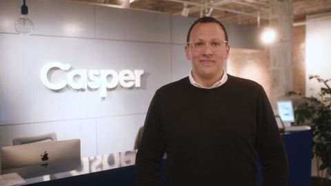 """Casper CEO Philip Krim believes that sleep technology will be """"game changing."""""""