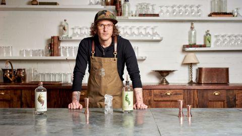 Seedlip's founder, Ben Branson, enjoys experimenting with forgotten varities of herbs.