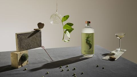 Garden 108 was the second non-alcoholic spirit launched by Seedlip.