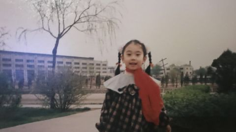 Cathy Tie moved with her family to Toronto from China when she was four.