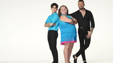 """Tristan Ianiero and Alana """"Honey Boo Boo"""" Thompson will be mentored by Artem Chigvintsev."""