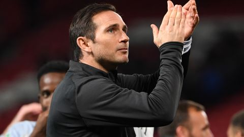 Lampard was appointed Derby manager in May 2018.