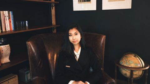 In January, Tie was hired as the youngest partner at Silicon Valley VC firm Cervin Ventures.