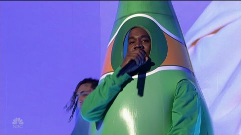 SNL Kanye