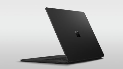 The Surface Laptop 2 has faster and quieter typing.