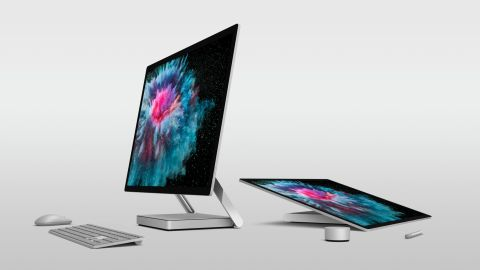 Microsoft's new Surface Studio 2 is all about creativity.