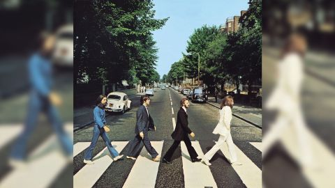 """Emerick worked with the Beatles from their first session until the final album they recorded, """"Abbey Road."""""""