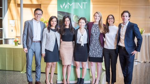 Last year more than 600 students took part in the MBA Impact Investing Network & Training competition.