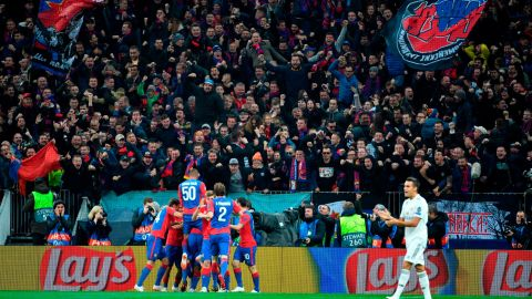 On Tuesday, CSKA Moscow stunned Real Madrid at the Luzhniki Stadium thanks to Nikola Vlasic's early strike. Despite goalkeeper Igor Akinfeev being sent off in stoppage time, CSKA held on for a famous victory and go top of Group G.