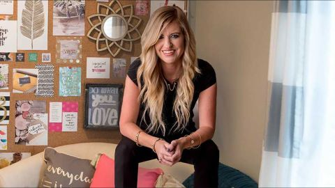 Havenly designer Lyndsi Lee quit her job as a high school counselor to pursue interior design -- a career she never previously considered because she didn't want to move.