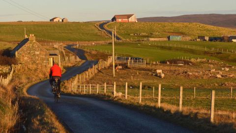 Now all 10 of the Shetland Islands' public surgeries will now have a calendar and leaflet listing walks and activities.