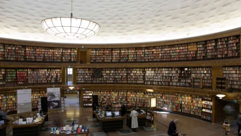 The winner of the New Academy prize will be announced on Friday in the State Library in Stockholm.