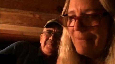Loretta Denes and Martin Reed