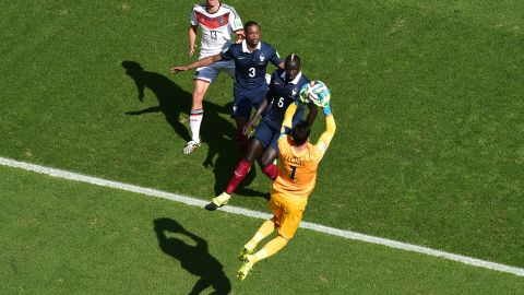 Sakho was named in Didier Deschamps' France squad for the 2014 FIFA World Cup. He made his World Cup debut in their opening game against Honduras before France were knocked out at the quarterfinal stage by eventual winners Germany.