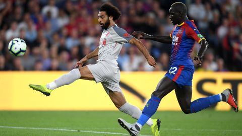 """Sakho has now cemented himself in the Palace team and is eager to """"give back""""  to the local community and he will join a mentoring group which looks to set a positive example to London youngsters."""