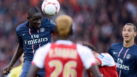 In 2011, PSG was bought by Qatar Sports Investments which proved a catalyst for change in French football. An influx of money and new players started to threaten Sakho's place in the side as the club pursued its aspiration of dominating world football.