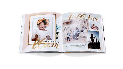 Custom Photo Book