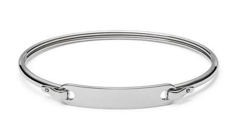 Plaque Steel Bracelet