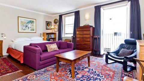 Bedroom Madonna's former home