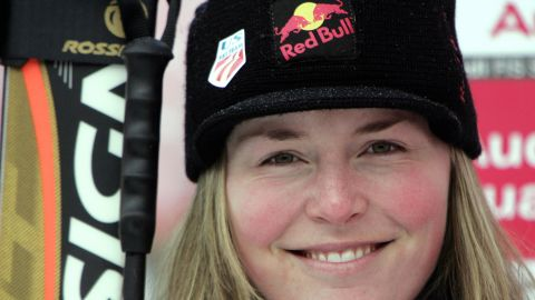 In 2005, Vonn signed with Red Bull and began working with a completely new coaching team. She seemed set for the start of something special.
