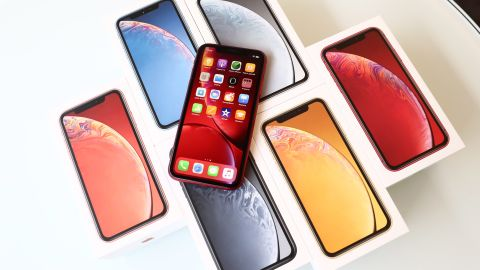 The iPhone XR lineup