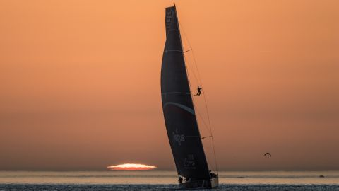 """Portuguese photographer Ricardo Pinto has won the <a href=""""http://www.yachtracingimage.com/"""" target=""""_blank"""" target=""""_blank"""">Mirabaud Yacht Racing Image</a> award for 2018. His picture of the yacht Scallywag was taken during the Volvo Ocean Race."""