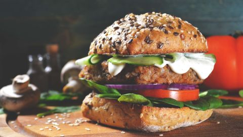 Why do veggie-burgers upset so many people?