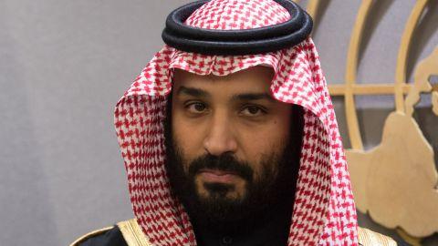 Prince Mohammed bin Salman Al Saud, Crown Prince, Kingdom of Saudi Arabia
