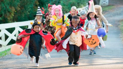 The statistics are shocking. Children are twice as likely to die on Halloween than any other day of the year as they trick-or-treat along our streets. Children should not trick-or-treat alone, but in groups with parental supervision. Even then, parents need to be on guard: Excited children can easily sprint ahead and forget to look both ways.