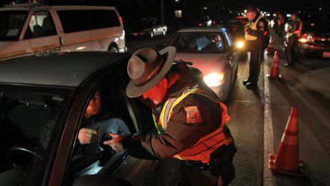 """Pedestrian deaths are high on Halloween. Guess who's mostly to blame? That's right, drivers who drank or partied too hardy. Remember you don't have to """"feel"""" drunk or stoned to be impaired. As the National Highway Traffic Safety Administration says: """"Buzzed driving is drunk driving."""""""