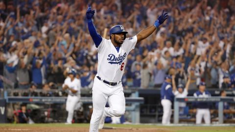 Yasiel Puig was smuggled out of Cuba in 2012.