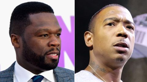"""Rappers Curtis """"50 Cent"""" Jackson and Ja Rule have a long history of beefing which began in 1999. Their latest incident happened in October 2018 when 50 Cent said he bought 200 tickets to Ja Rule's concert to keep the seats empty. Ja Rule retaliated with some non-flattering, photoshopped images of 50 Cent he posted on social media."""