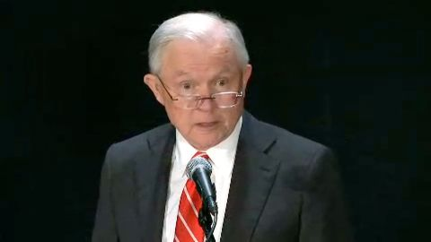 WASHINGTON -- Attorney General Jeff Sessions will travel to Boston, Massachusetts, on Monday, October 29, 2018 to give remarks to the Boston Lawyers Chapter of the Federalist Society on the Future of Religious Liberty.