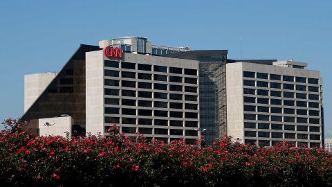 ATLANTA, GA - NOVEMBER 29:  The CNN Center building stands on November 29, 2012 in Atlanta, Georgia.
