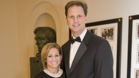 """Olympic gymnast Mary Lou Retton shared on """"Dancing With the Stars"""" that she and husband Shannon Kelley had quietly divorced in February after 27 years of marriage. The couple are the parents of four daughters."""
