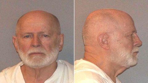James 'Whitey' Bulger mugshot in 2011. (Photo courtesy Bureau of Prisons/Getty Images)
