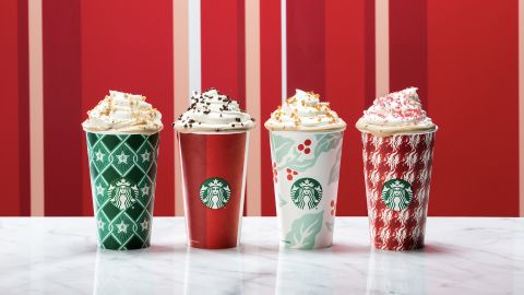 Meet this year's holiday cups.