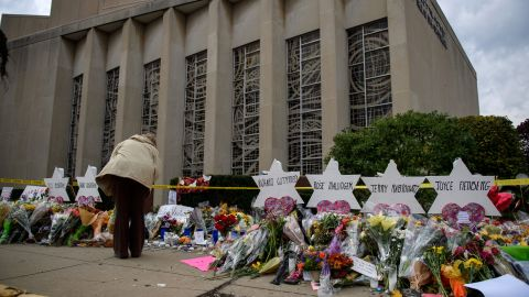Eleven people were killed in a mass shooting at the Tree of Life Congregation in Pittsburgh.