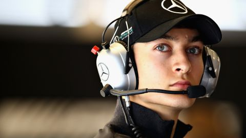 """Norris' fellow Briton George Russell will be lining up for Williams next season. The 20-year-old has risen through the motorsport ranks. """"It has been a perfect progression and slope into a full-time race seat and I really feel that now I am ready for this,"""" Russell insists."""